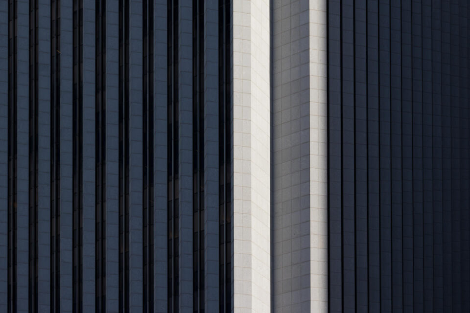 Abstract Architectural Photo of Skyscraper