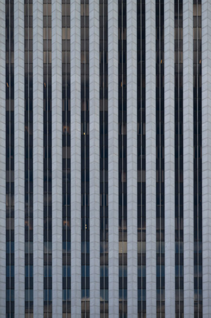 Abstract Lines in Architectural Photo