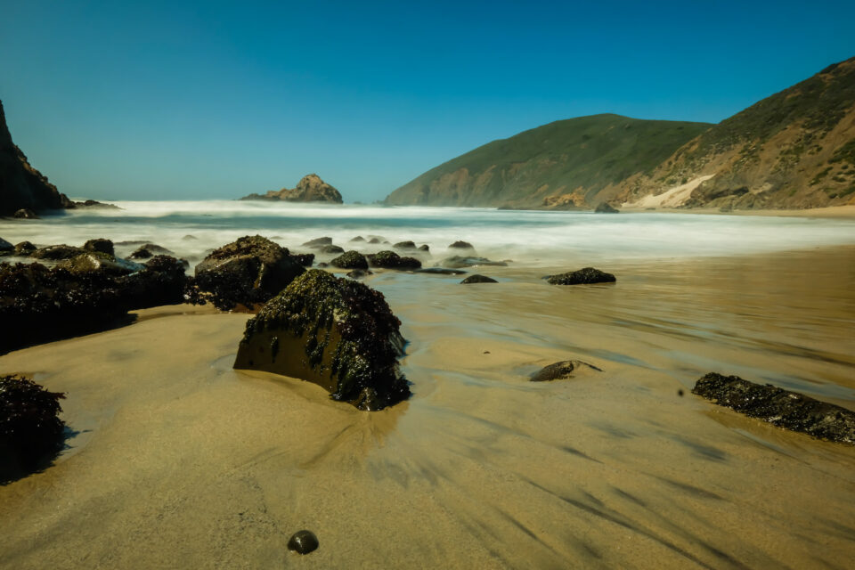 Big Sur Long Exposure