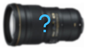 Nikon Developing a 500mm f/5.6 with Phase Fresnel Element
