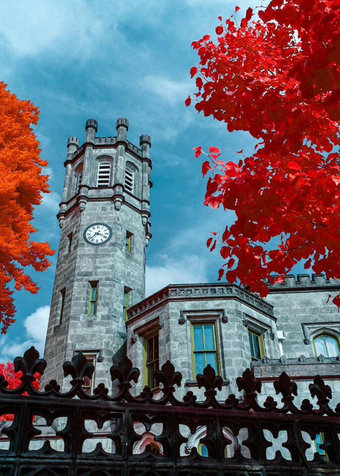 Allegheny Cemetery Clock Tower