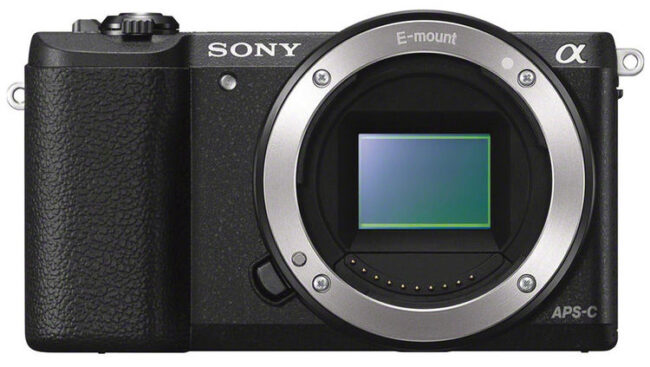 The Sony A5100 is one of the closest mirrorless competitors to the Nikon D3500.