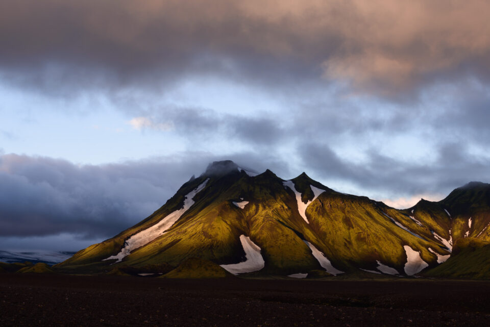 Green Mountain on the Laugavegur