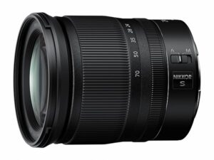 Nikon Z 24-70mm f/4, 35mm f/1.8 and 50mm f/1.8 Announcements
