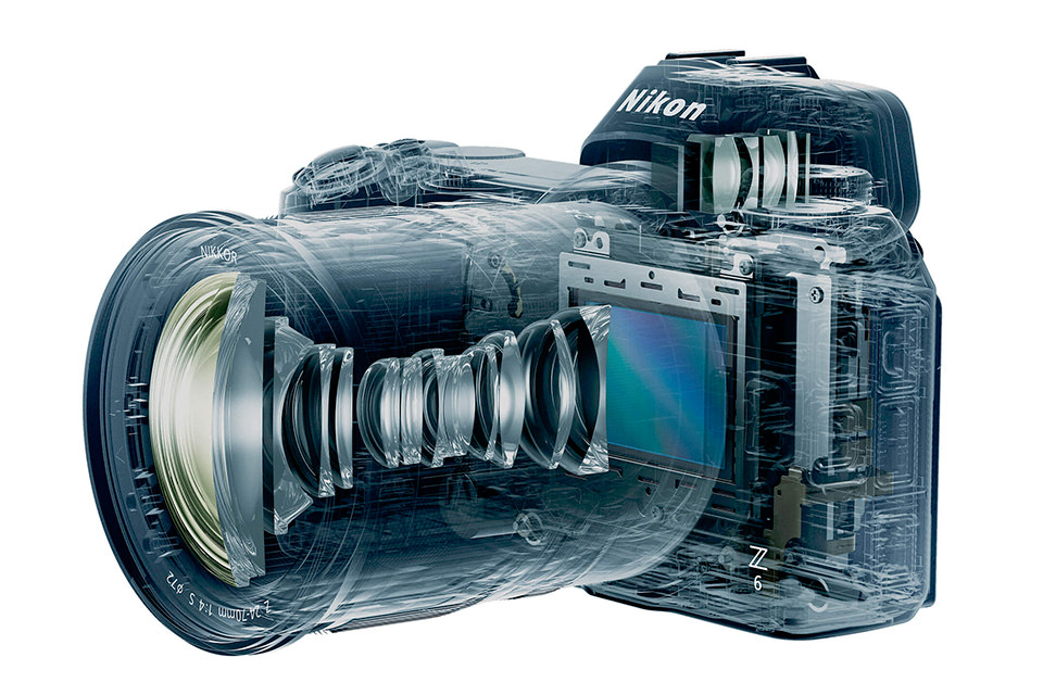 Nikon Z Through View