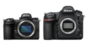 Nikon Z vs Nikon F – What's the Difference?