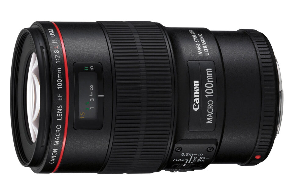 Canon 100mm f2.8L Macro IS