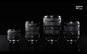 Canon RF Lens Announcements