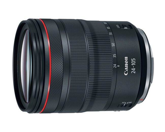 Canon RF 24-105mm f4L IS