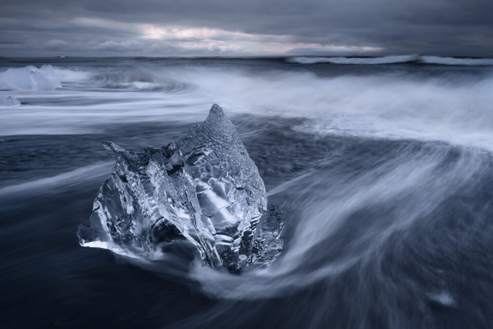 Final Result of Jokulsarlon Photo