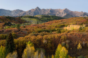 Colorado Mountains with the Nikon 58mm f/1.2 Noct