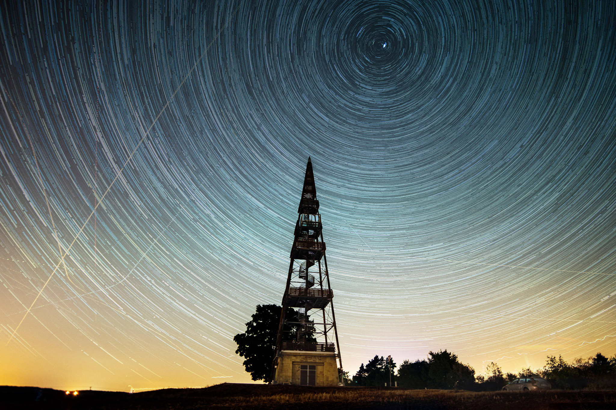 Star Trail Photography Tutorial