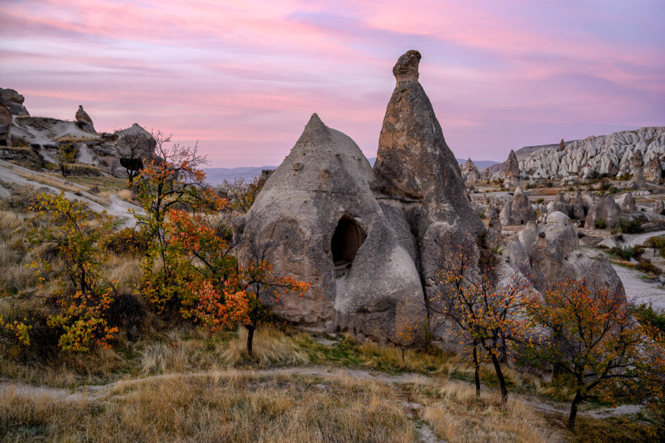 Cappadocia, captured with Nikon Z7 - another great camera intended for landscape photography needs