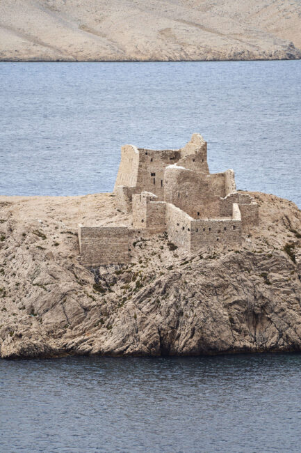5. Castle on Pag