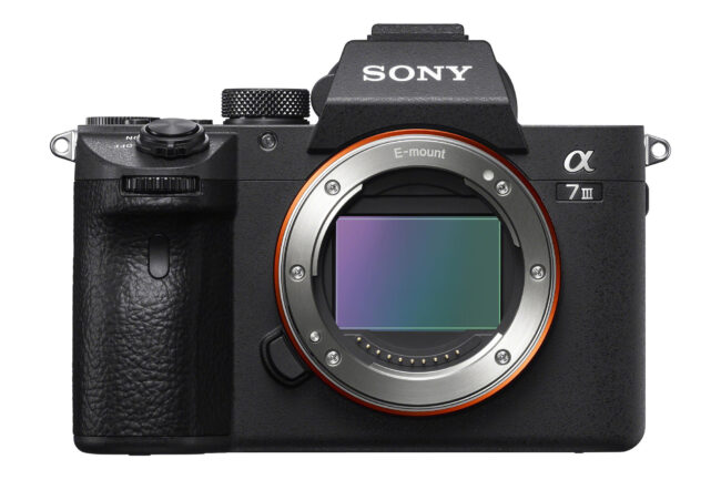 Sony A7 III - Our top choice as the best mirrorless camera of 2019
