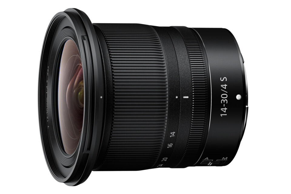 Nikon Z 14-30mm f/4 S is an ultra-wide angle zoom lens