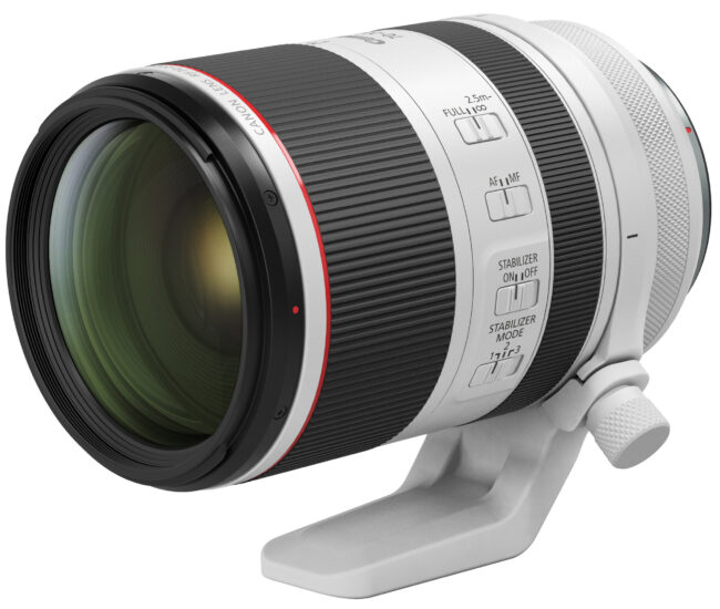 Canon RF 70-200mm f2.8 L IS
