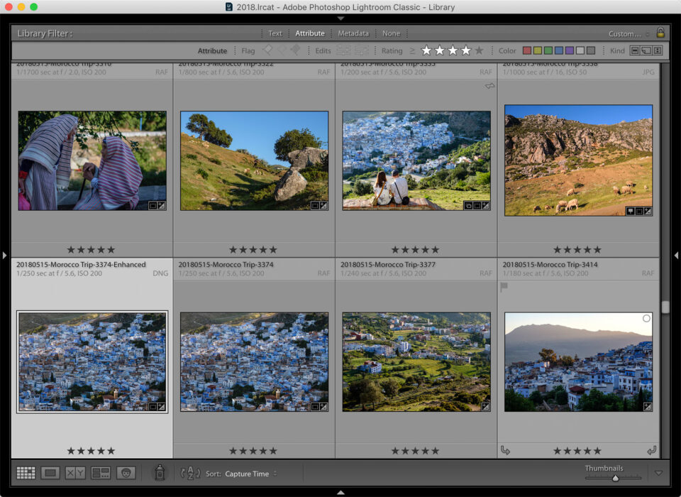 Lightroom CC Enhanced File