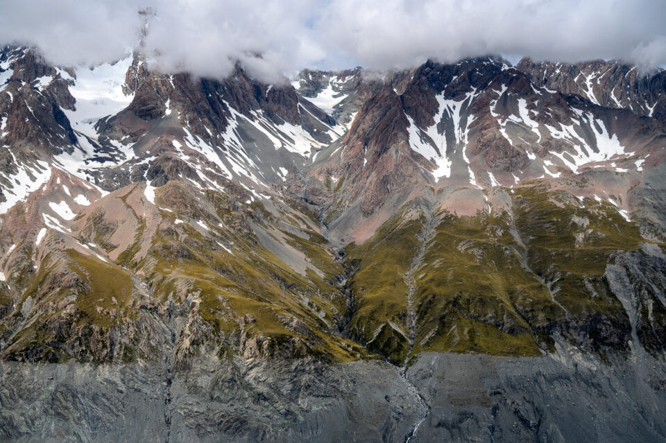 Mt Cook Area, New Zealand