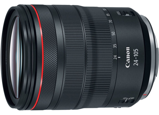 Canon RF 24-105mm f4 Mirrorless Lens