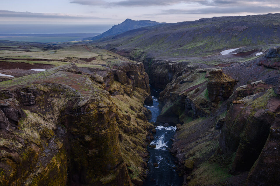 Canyon Photo Iceland Hike