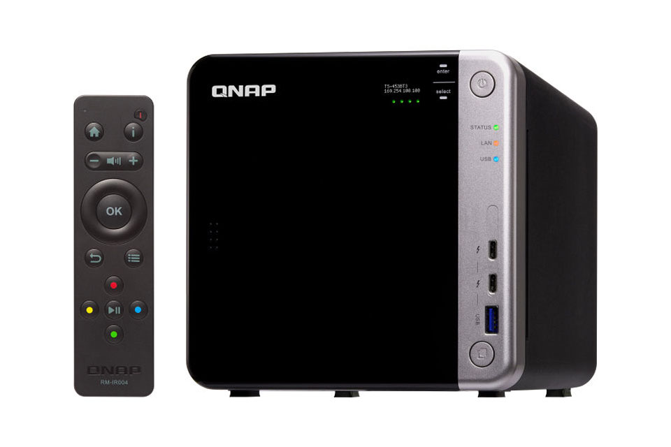 QNAP TS-453BT3 Review - Photography Life