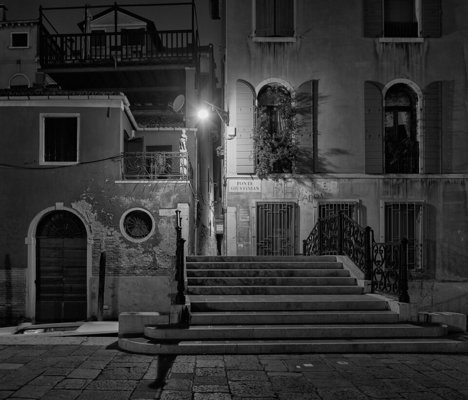 Venice in Black and White #1