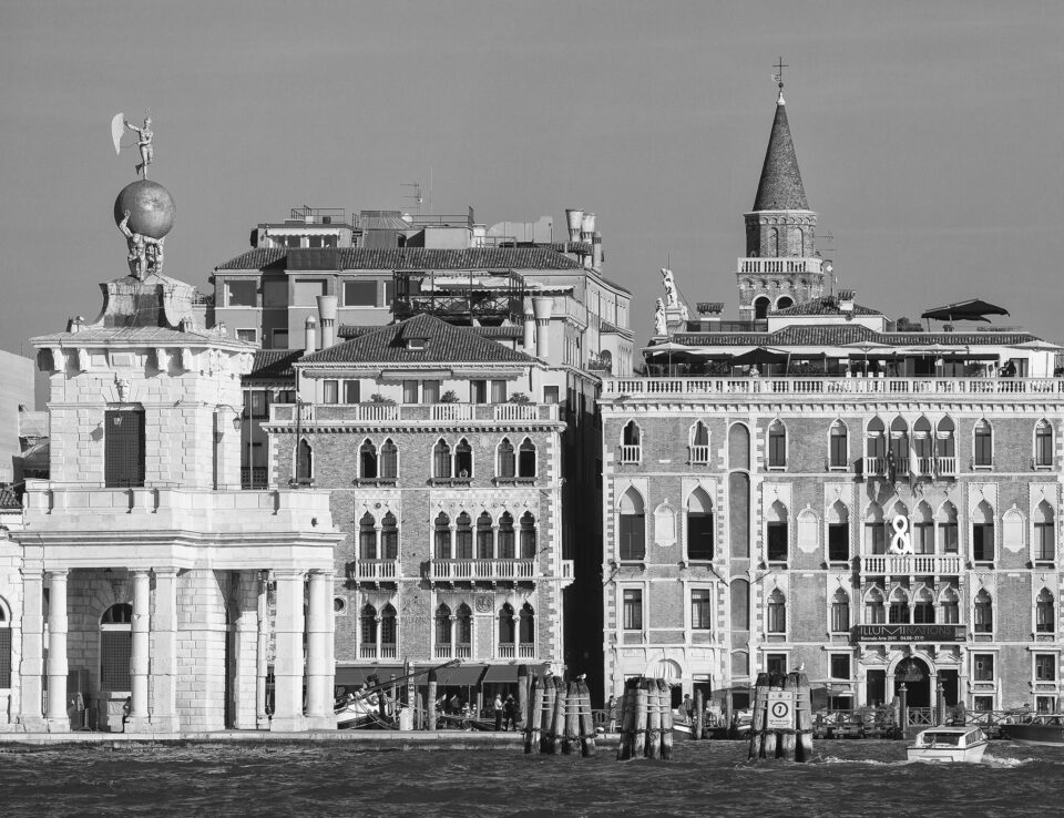 Venice in Black and White #10