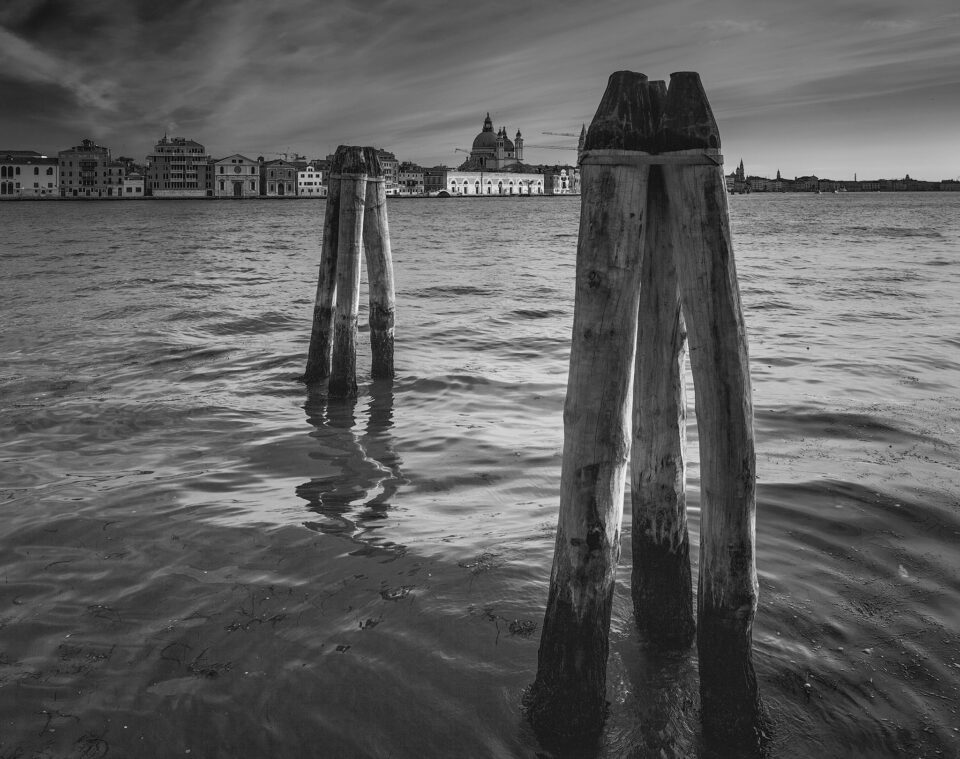 Venice in Black and White #11
