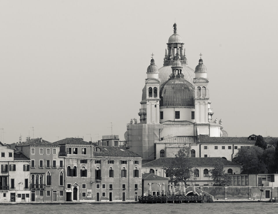Venice in Black and White #12