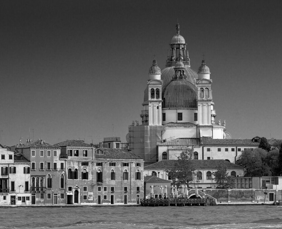 Venice in Black and White #13
