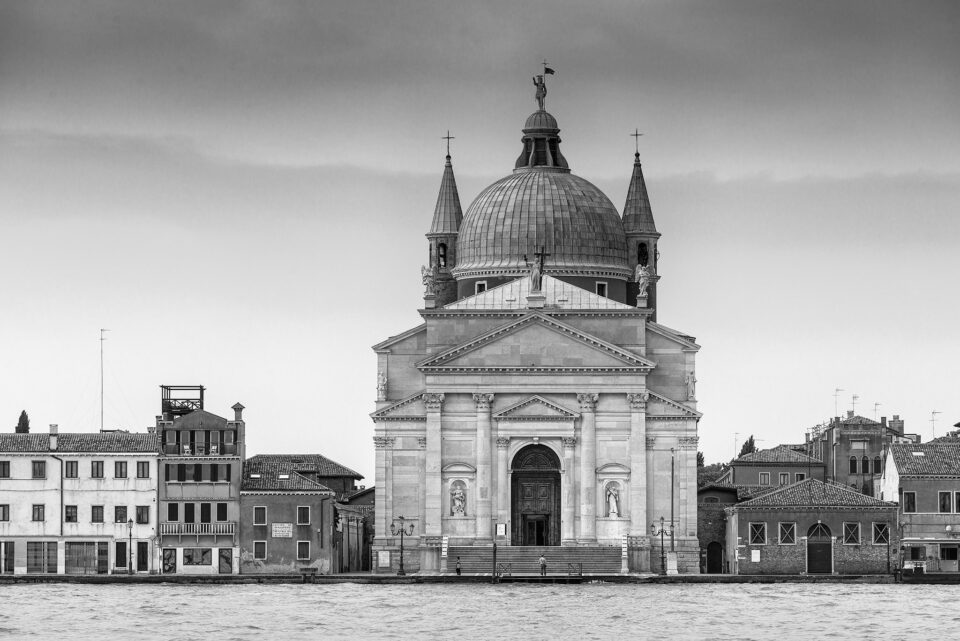 Venice in Black and White #14