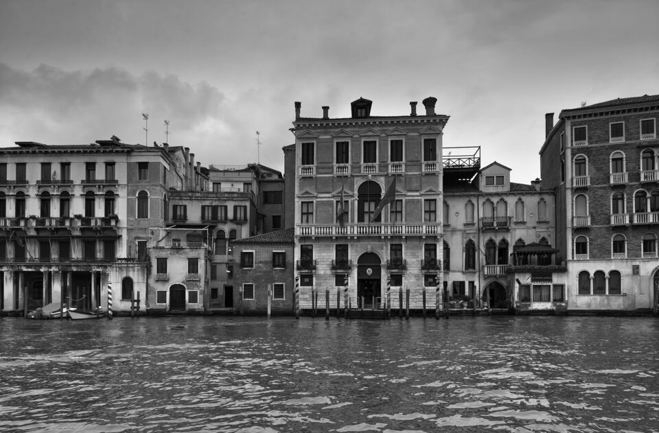 Venice in Black and White #16