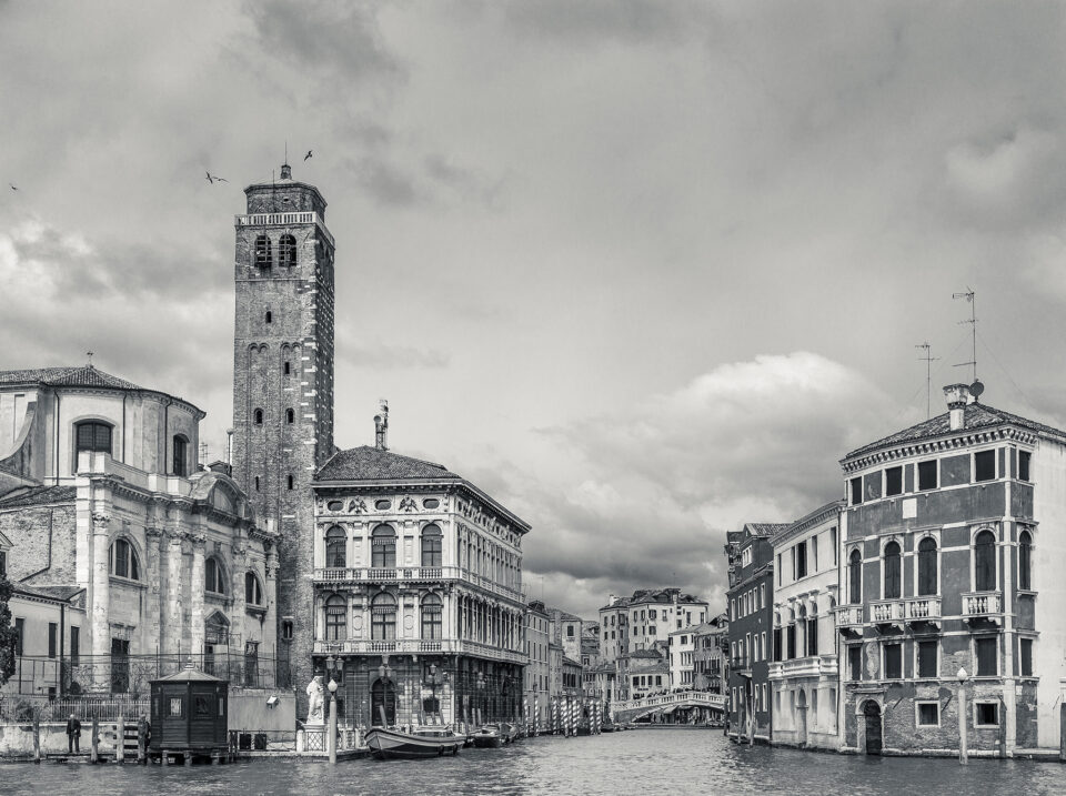 Venice in Black and White #17