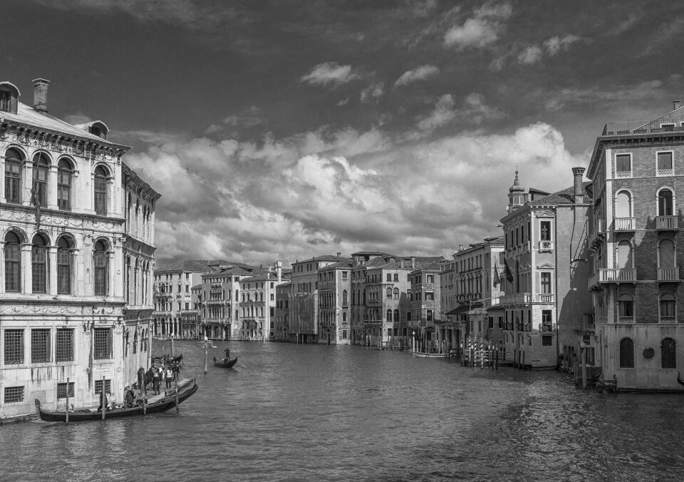 Venice in Black and White #19