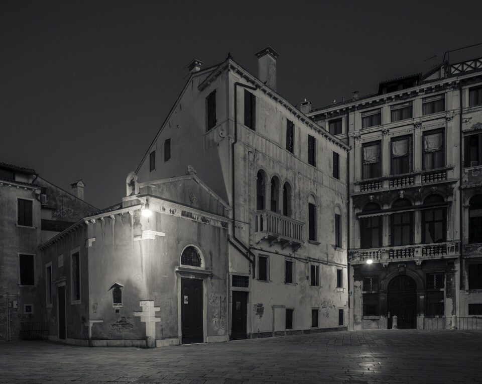 Venice in Black and White #2