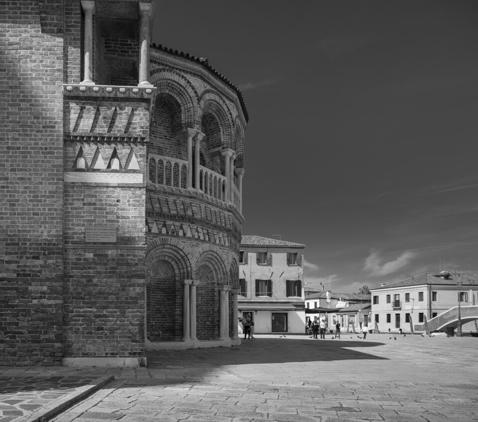 Venice in Black and White #20