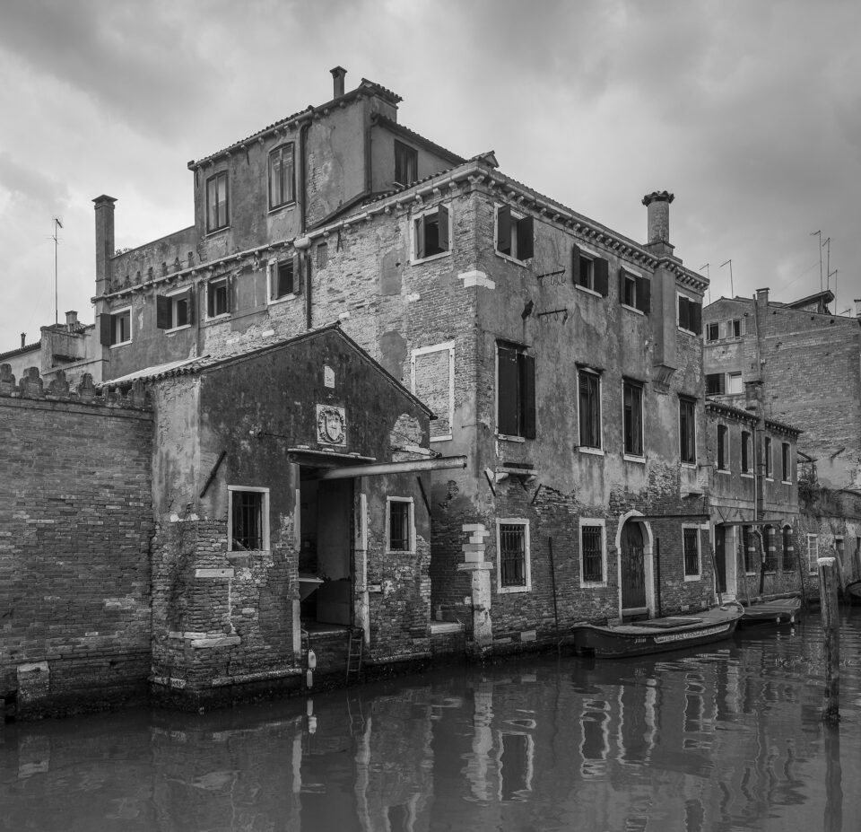Venice in Black and White #23