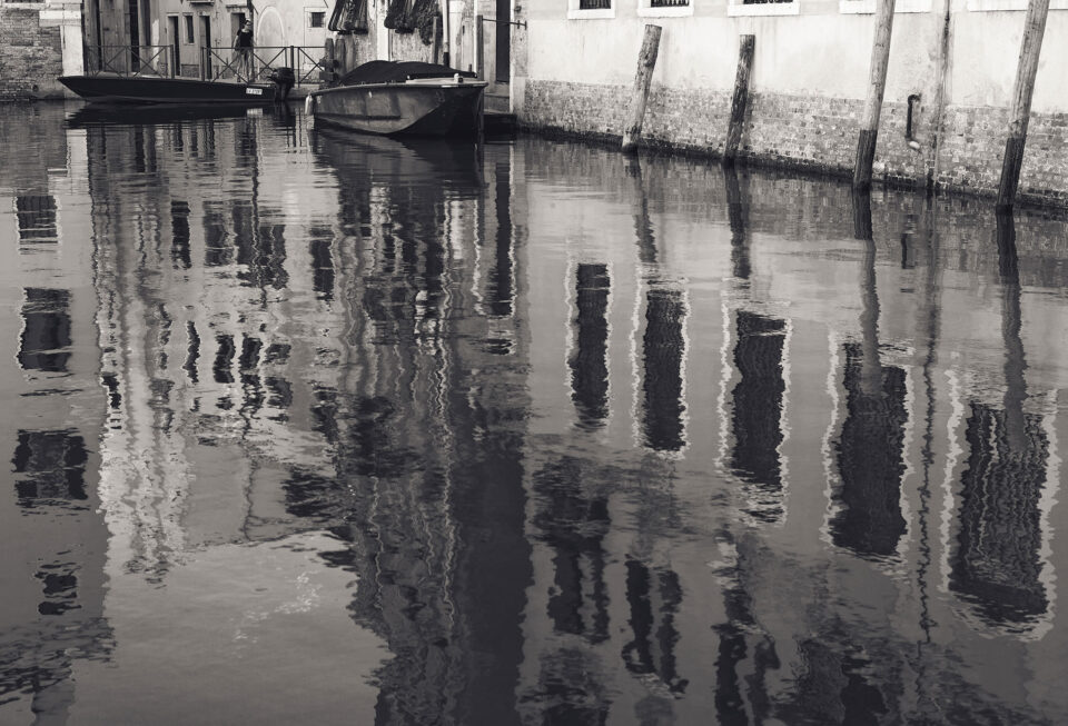 Venice in Black and White #25
