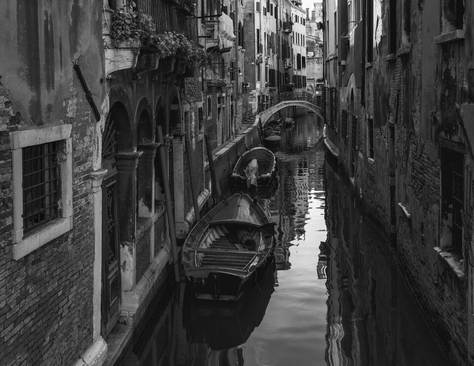 Venice in Black and White #26
