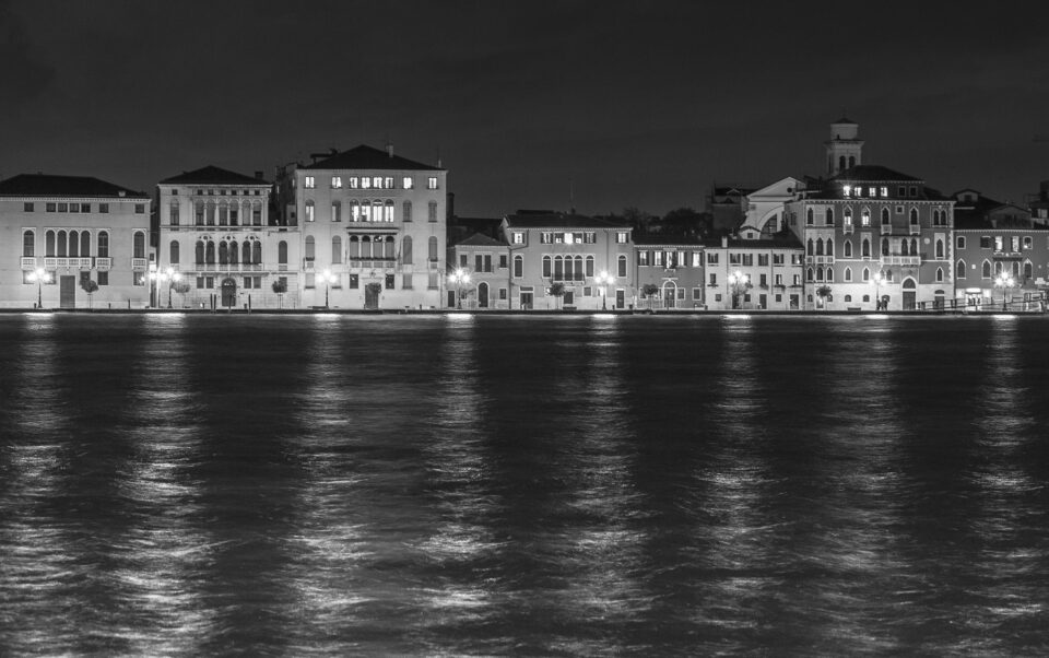 Venice in Black and White #29
