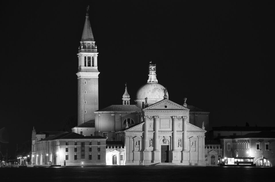 Venice in Black and White #30