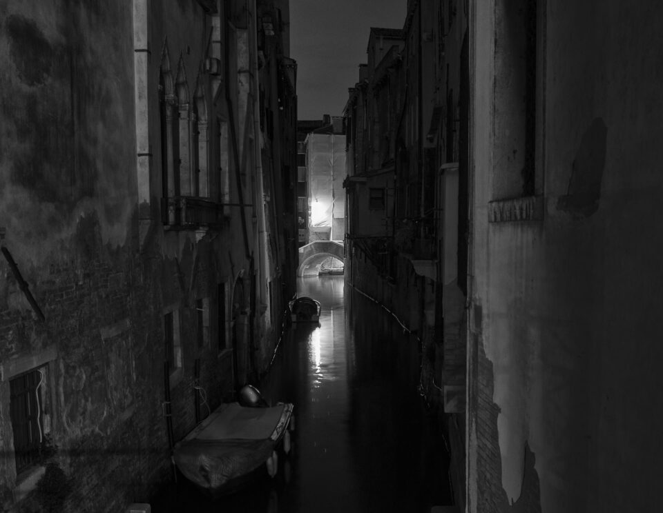 Venice in Black and White #31