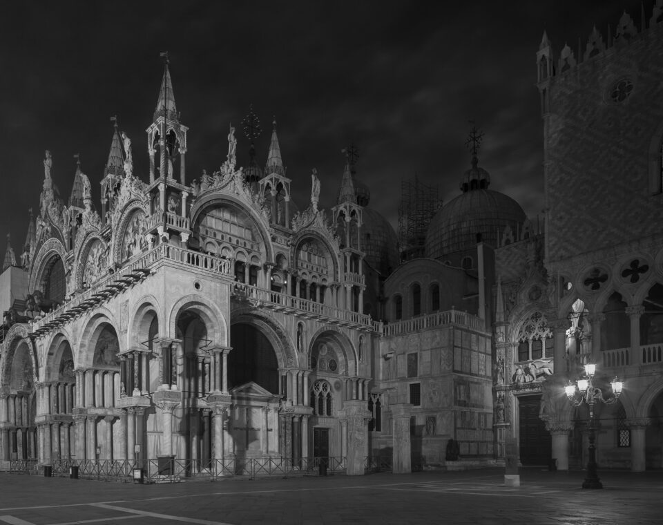 Venice in Black and White #4