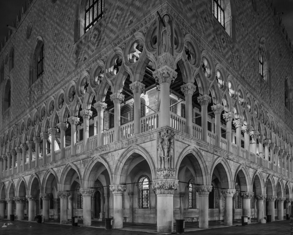 Venice in Black and White #5
