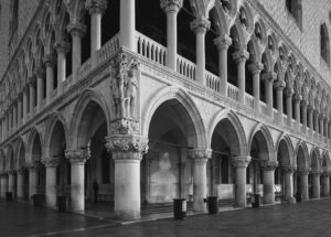 Venice in Black and White #7