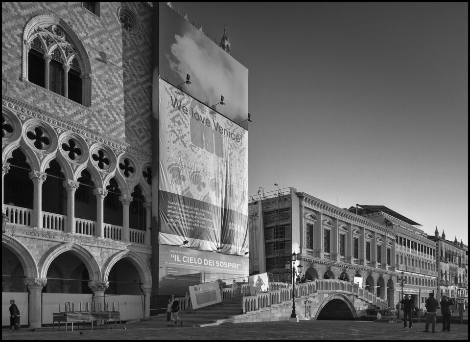 Venice in Black and White #8
