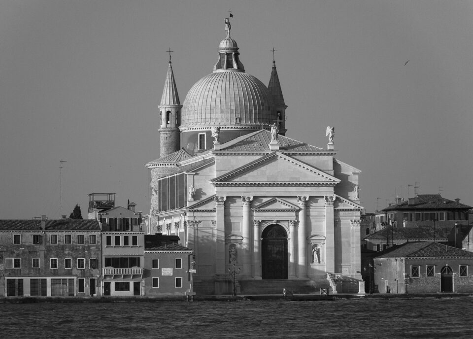 Venice in Black and White #9
