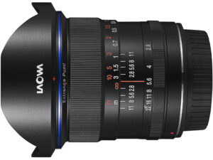 Venus Optics Laowa 12mm f2.8 Zero-D Lens