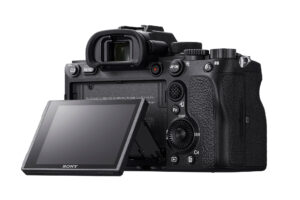Sony A7R IV Back LCD